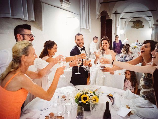 Il matrimonio di Stefano e Serena a Polpenazze del Garda, Brescia 67