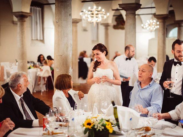 Il matrimonio di Stefano e Serena a Polpenazze del Garda, Brescia 70