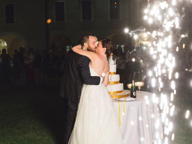 Il matrimonio di Stefano e Serena a Polpenazze del Garda, Brescia 74