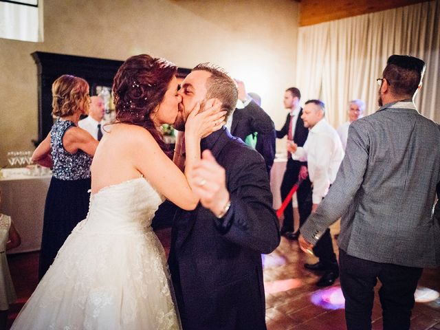 Il matrimonio di Stefano e Serena a Polpenazze del Garda, Brescia 77