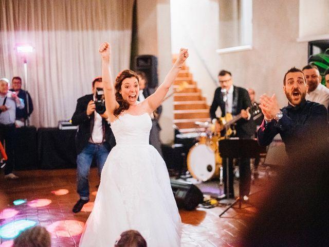 Il matrimonio di Stefano e Serena a Polpenazze del Garda, Brescia 80
