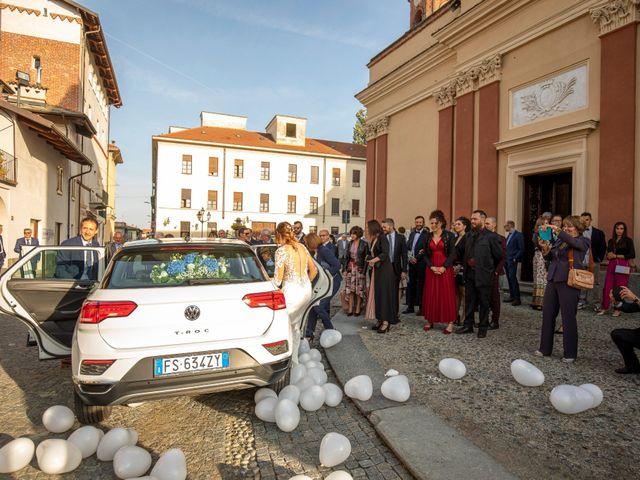 Il matrimonio di Ilario e Roberta a Cavour, Torino 19