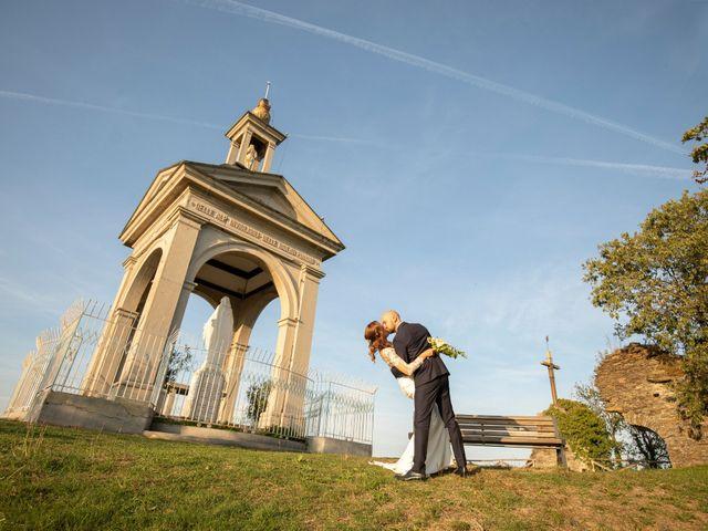 Il matrimonio di Ilario e Roberta a Cavour, Torino 2
