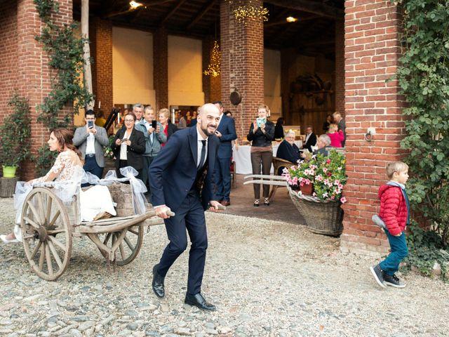 Il matrimonio di Ilario e Roberta a Cavour, Torino 22