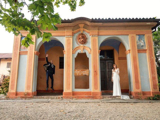 Il matrimonio di Ilario e Roberta a Cavour, Torino 26