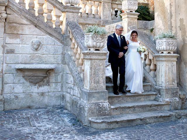 Il matrimonio di Luigi e Carla a Naro, Agrigento 21