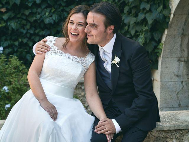 Le nozze di Carla e Luigi
