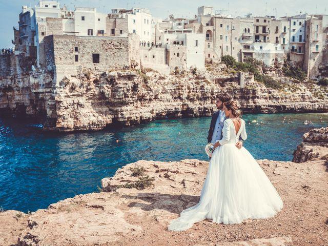 Le nozze di Anita e Pietro