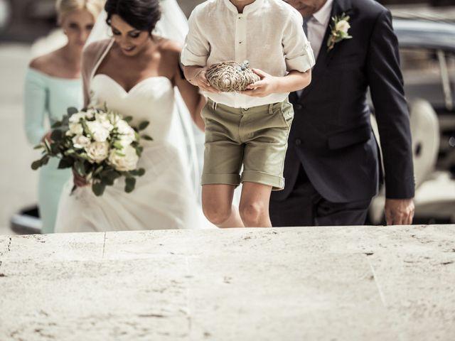 Il matrimonio di Lorenzo e Beatriz a Gavorrano, Grosseto 15