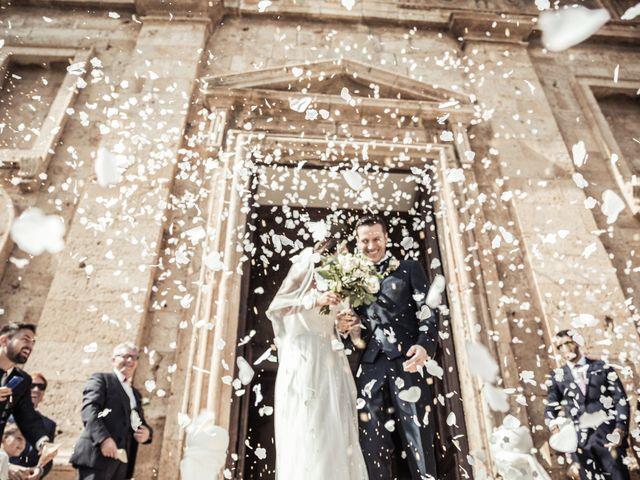 Il matrimonio di Lorenzo e Beatriz a Gavorrano, Grosseto 17