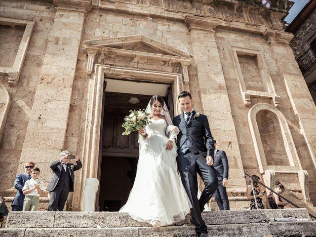 Il matrimonio di Lorenzo e Beatriz a Gavorrano, Grosseto 18
