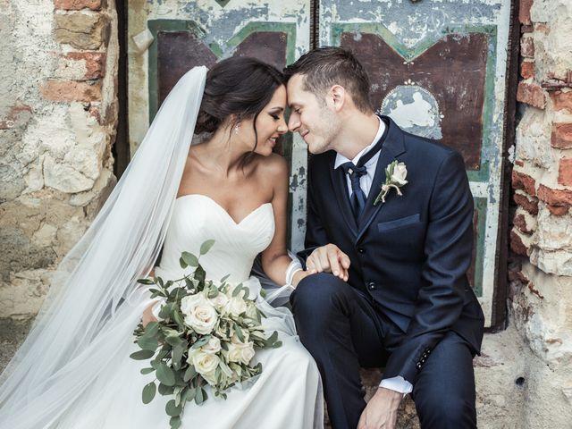 Il matrimonio di Lorenzo e Beatriz a Gavorrano, Grosseto 21