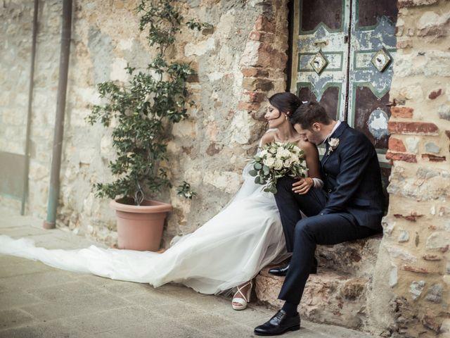 Il matrimonio di Lorenzo e Beatriz a Gavorrano, Grosseto 22