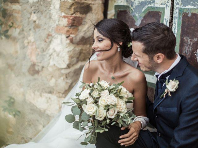 Il matrimonio di Lorenzo e Beatriz a Gavorrano, Grosseto 23