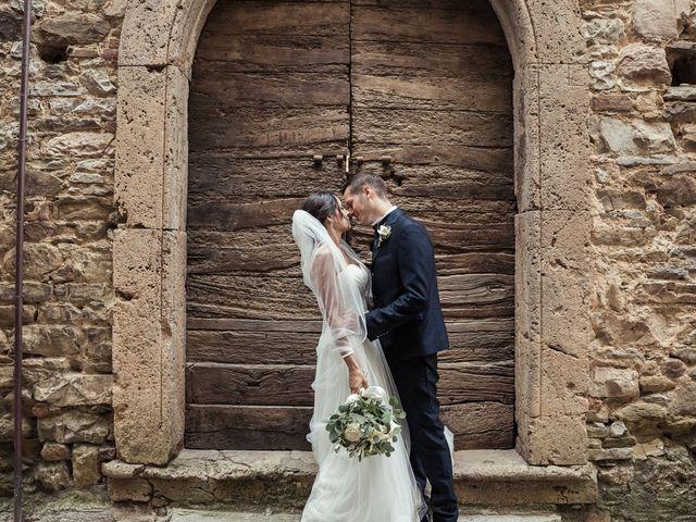 Il matrimonio di Lorenzo e Beatriz a Gavorrano, Grosseto 24