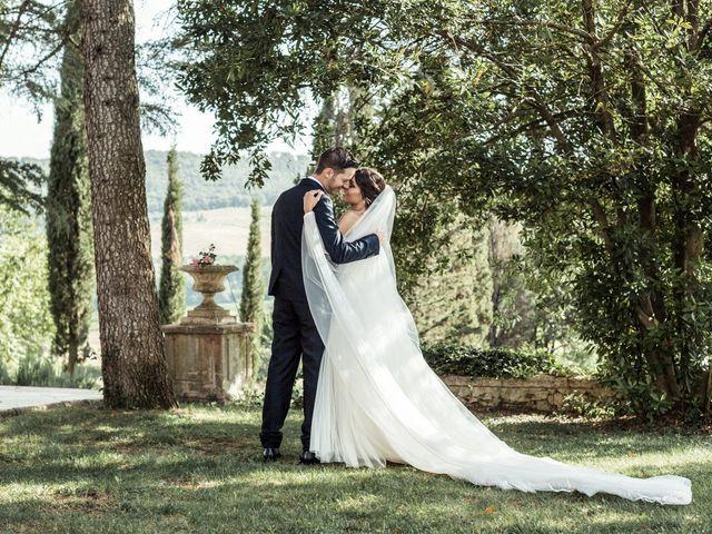 Il matrimonio di Lorenzo e Beatriz a Gavorrano, Grosseto 29