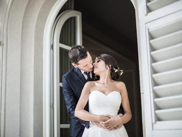 Il matrimonio di Lorenzo e Beatriz a Gavorrano, Grosseto 1