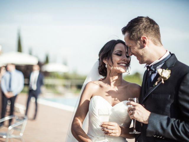 Il matrimonio di Lorenzo e Beatriz a Gavorrano, Grosseto 32