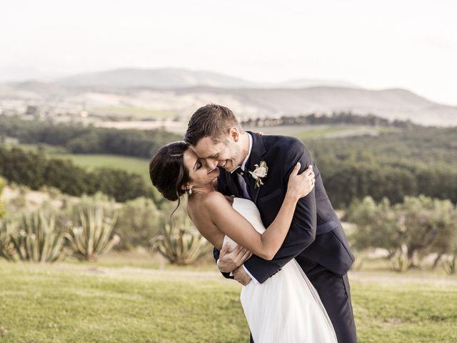 Il matrimonio di Lorenzo e Beatriz a Gavorrano, Grosseto 2
