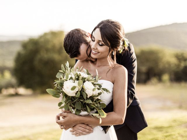 Il matrimonio di Lorenzo e Beatriz a Gavorrano, Grosseto 34