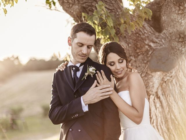 Il matrimonio di Lorenzo e Beatriz a Gavorrano, Grosseto 36