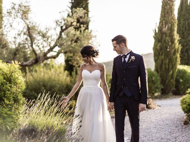 Il matrimonio di Lorenzo e Beatriz a Gavorrano, Grosseto 38
