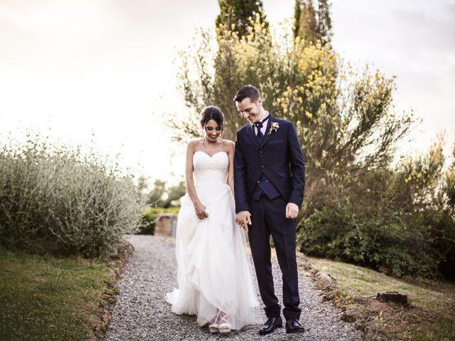 Il matrimonio di Lorenzo e Beatriz a Gavorrano, Grosseto 40