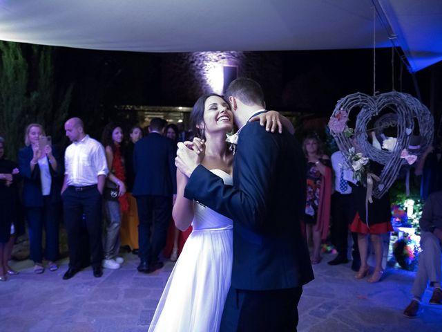Il matrimonio di Lorenzo e Beatriz a Gavorrano, Grosseto 43