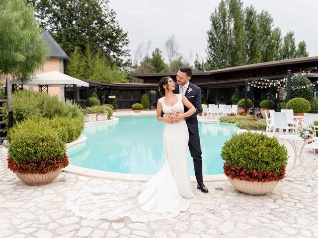 Il matrimonio di Raffaele e Veronica a Benevento, Benevento 17