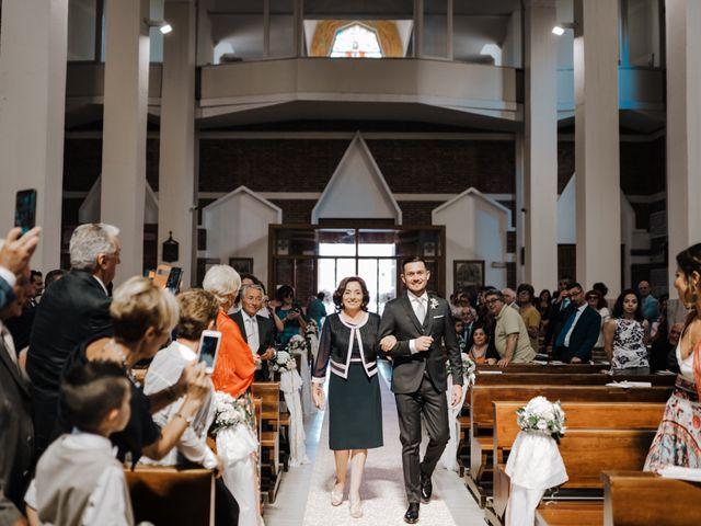 Il matrimonio di Raffaele e Veronica a Benevento, Benevento 61