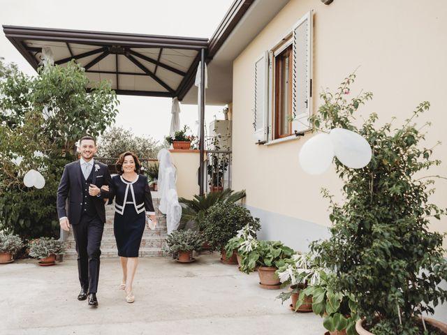 Il matrimonio di Raffaele e Veronica a Benevento, Benevento 81