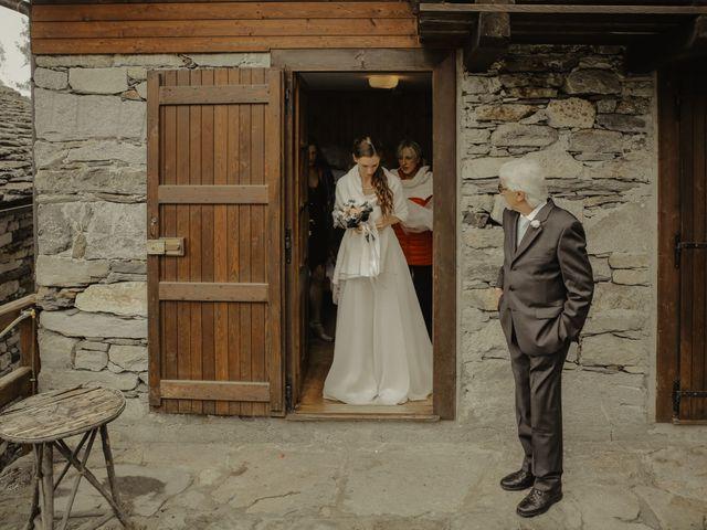 Il matrimonio di Gianluca e Elisa a Alagna Valsesia, Vercelli 21