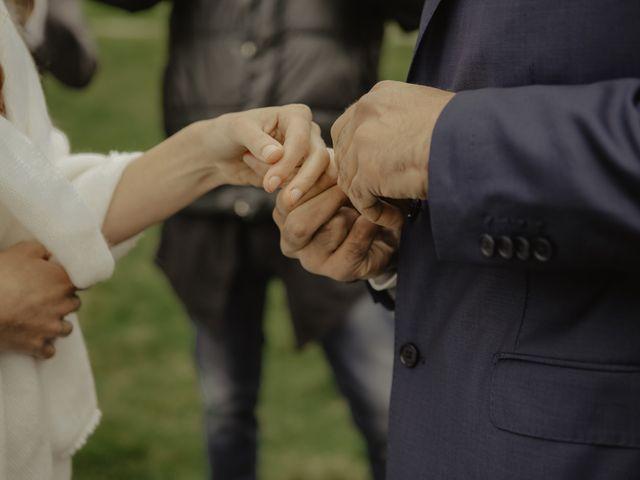Il matrimonio di Gianluca e Elisa a Alagna Valsesia, Vercelli 28