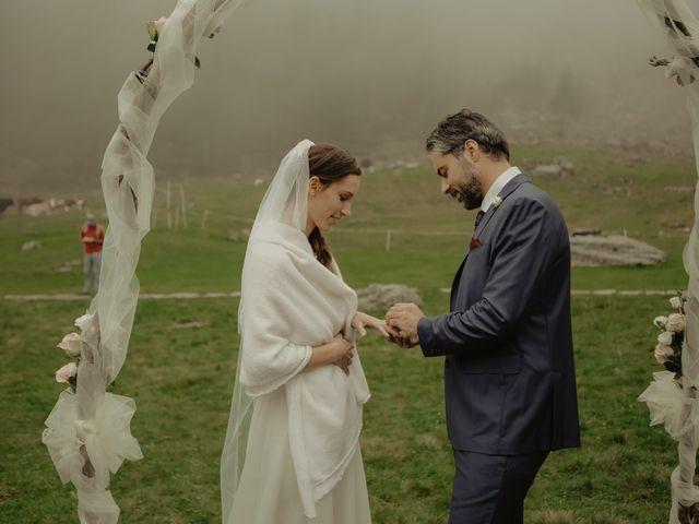 Il matrimonio di Gianluca e Elisa a Alagna Valsesia, Vercelli 29