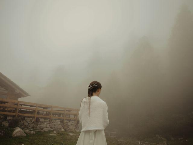 Il matrimonio di Gianluca e Elisa a Alagna Valsesia, Vercelli 42