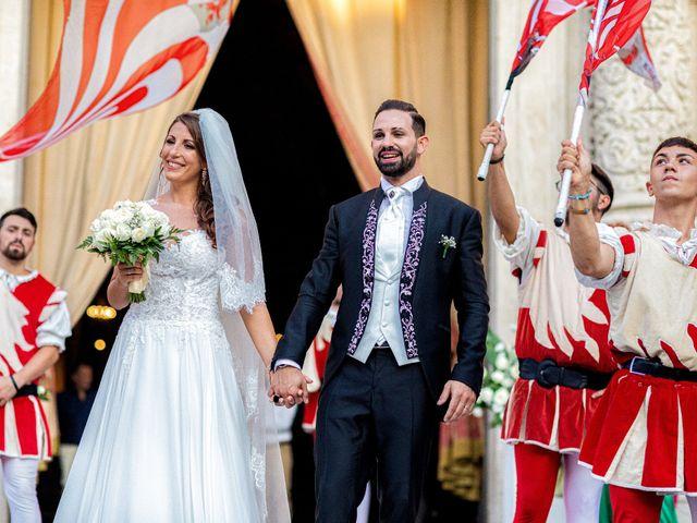 Il matrimonio di Mario e Chiara a Acireale, Catania 2