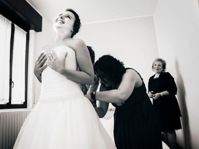 Il matrimonio di Diego e Alice a Vanzago, Milano 10