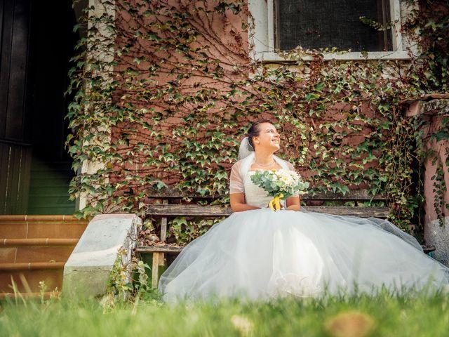 Il matrimonio di Diego e Alice a Vanzago, Milano 14