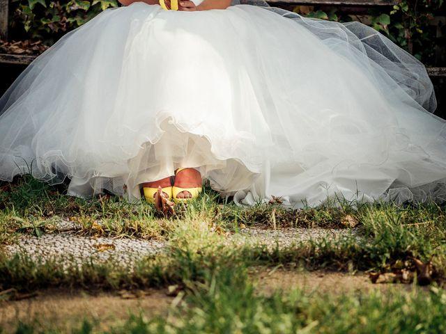 Il matrimonio di Diego e Alice a Vanzago, Milano 15