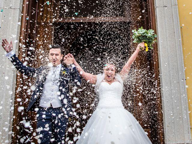 Il matrimonio di Diego e Alice a Vanzago, Milano 18