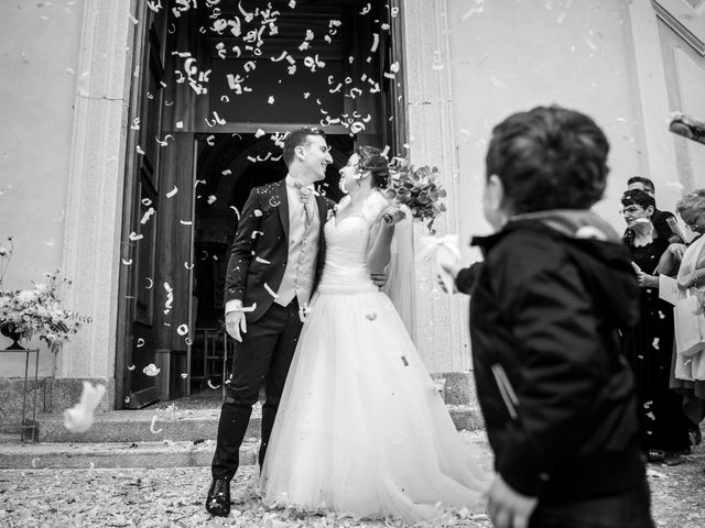 Il matrimonio di Diego e Alice a Vanzago, Milano 20