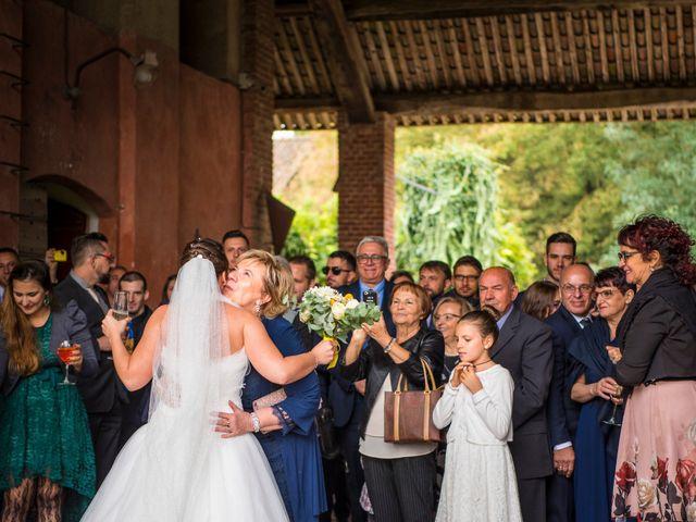 Il matrimonio di Diego e Alice a Vanzago, Milano 21