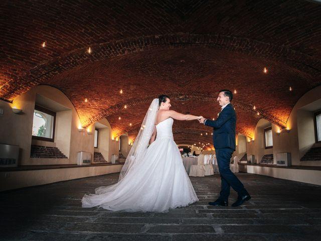 Il matrimonio di Diego e Alice a Vanzago, Milano 27