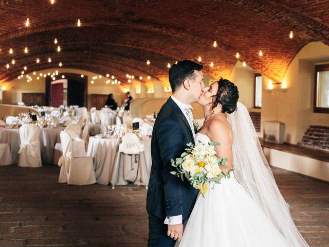 Il matrimonio di Diego e Alice a Vanzago, Milano 28