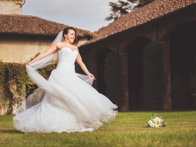 Il matrimonio di Diego e Alice a Vanzago, Milano 36