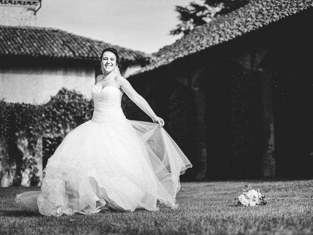 Il matrimonio di Diego e Alice a Vanzago, Milano 37