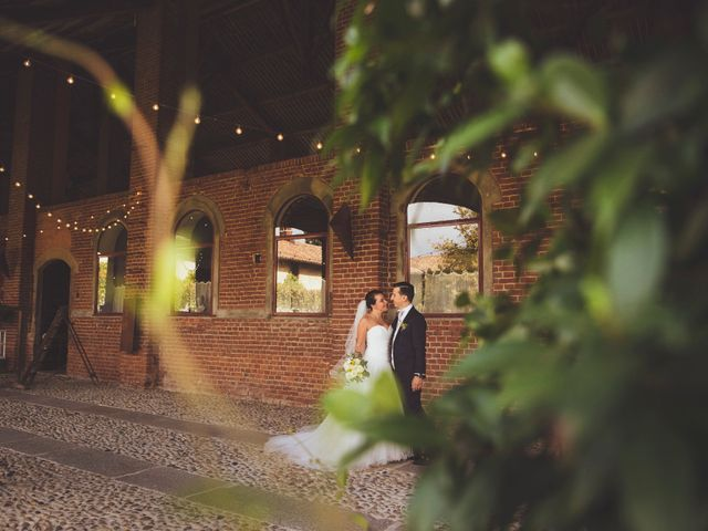 Il matrimonio di Diego e Alice a Vanzago, Milano 39