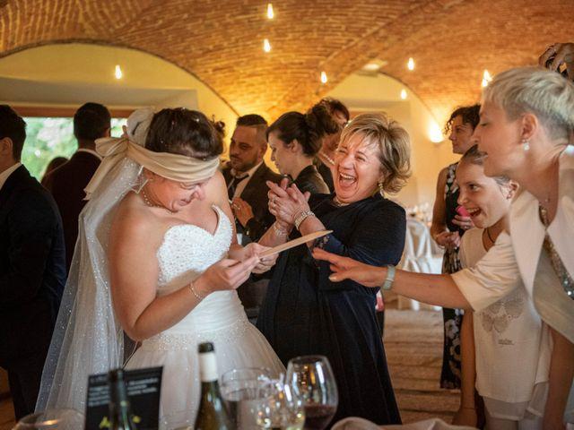 Il matrimonio di Diego e Alice a Vanzago, Milano 43