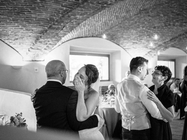 Il matrimonio di Diego e Alice a Vanzago, Milano 45