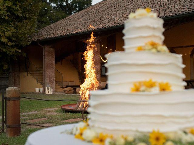 Il matrimonio di Diego e Alice a Vanzago, Milano 46
